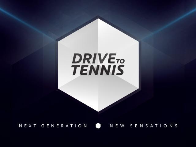 Drive To Tennis - Logo de l'opération
