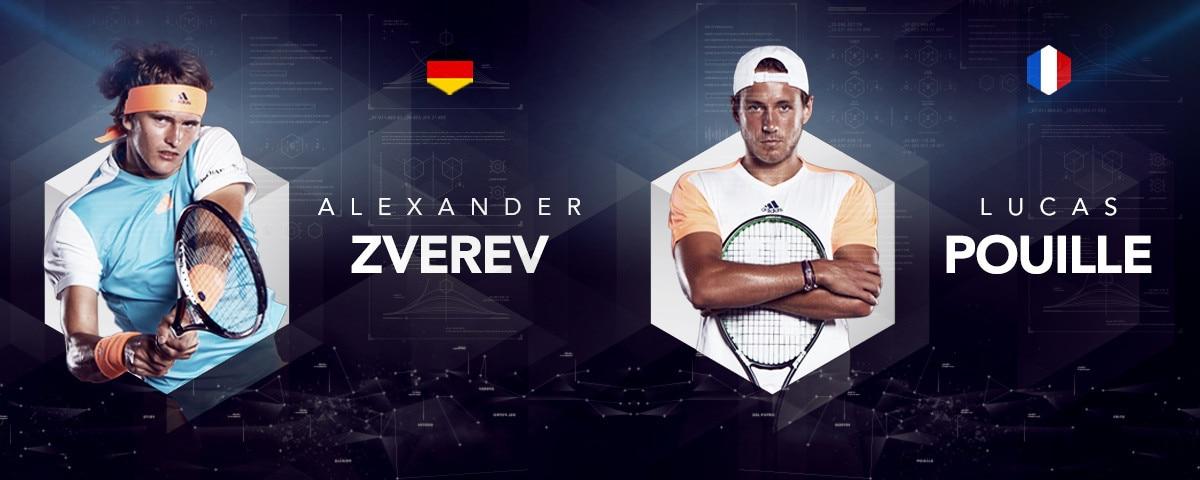 Alexander Zverev & Lucas Pouille