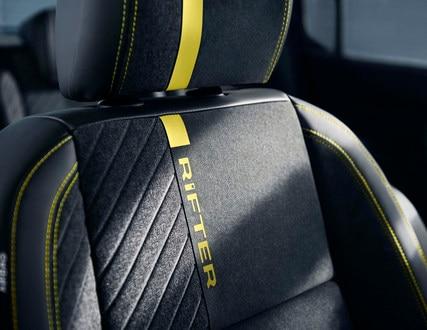 PEUGEOT RIFTER 4x4 Concept -  détail siège