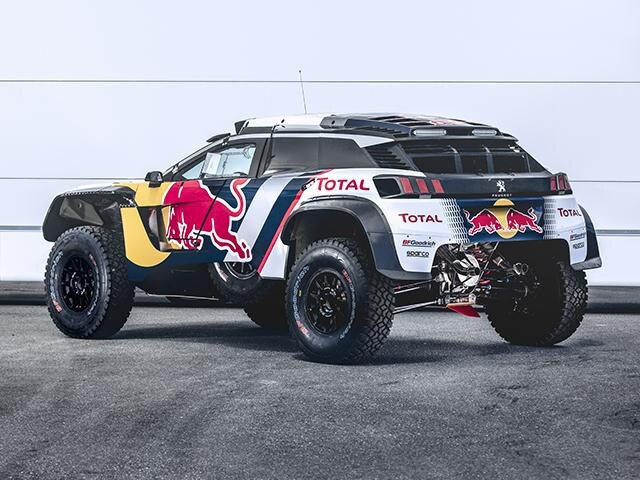 Peugeot Dakar - 3008DKR Maxi 03