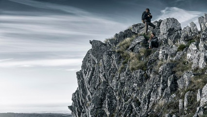 PEUGEOT RIFTER 4x4 Concept – Promenade dans la montagne