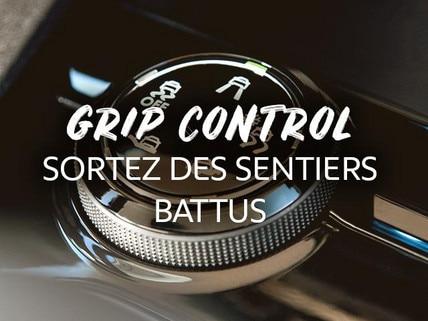 Peugeot Dakar - Grip Control