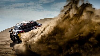 Dakar 2018 Team Peugeot Total - 3008 DKR Maxi