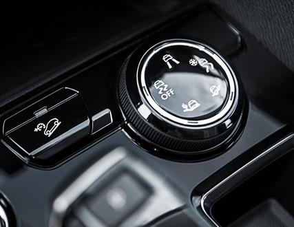 SUV PEUGEOT 5008,  Advanced Grip Control