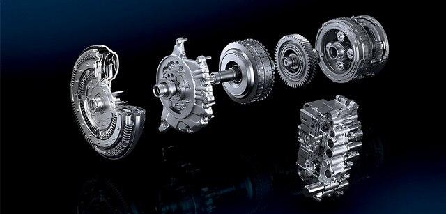 SUV PEUGEOT 2008 : boite de vitesses automatique EAT6 à convertisseur 6 rapports, équipée de la technologie Quickshift