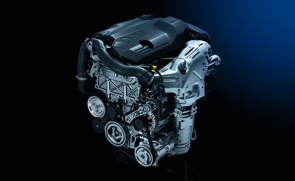 Nouvelle berline PEUGEOT 508, motorisations essence PureTech de dernière génération €6.c