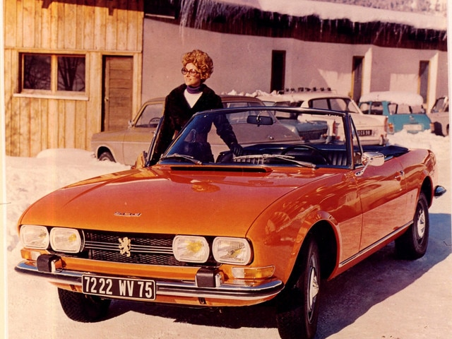 L'automobile – 1968 lancement de l'élégante et endurante 504