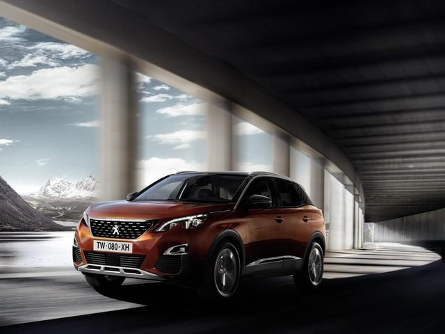 L'automobile - 2016, Peugeot 3008