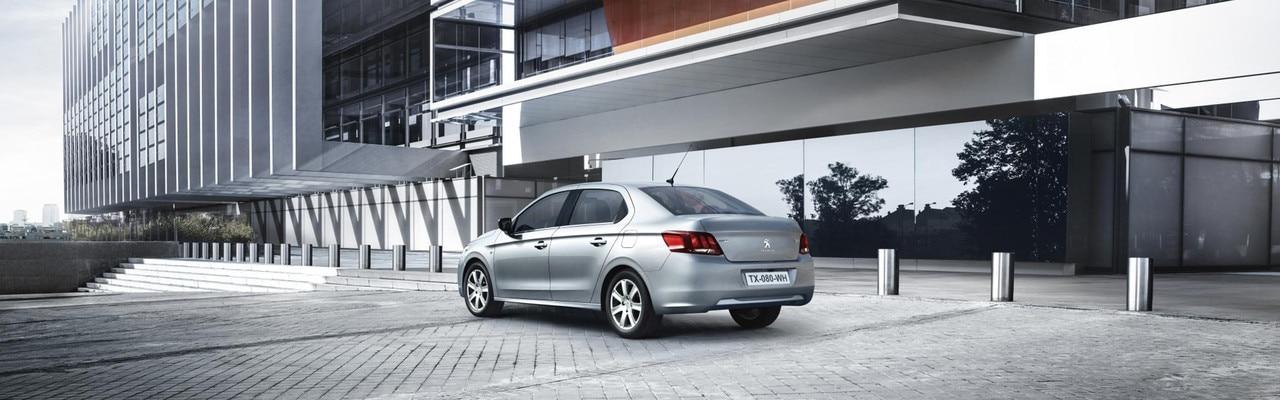 Nouvelle Peugeot 301 : Allure robuste et moderne