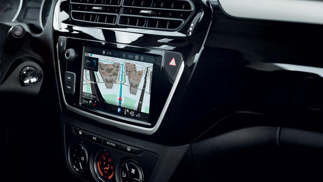 """Nouvelle Peugeot 301 : Grand écran capacitif de 7"""""""
