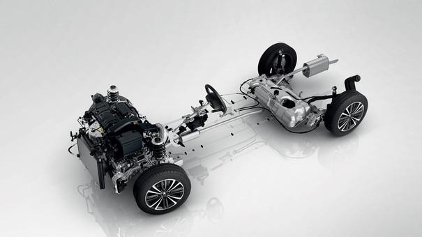 Nouvelle Peugeot 301 :  Motorisations
