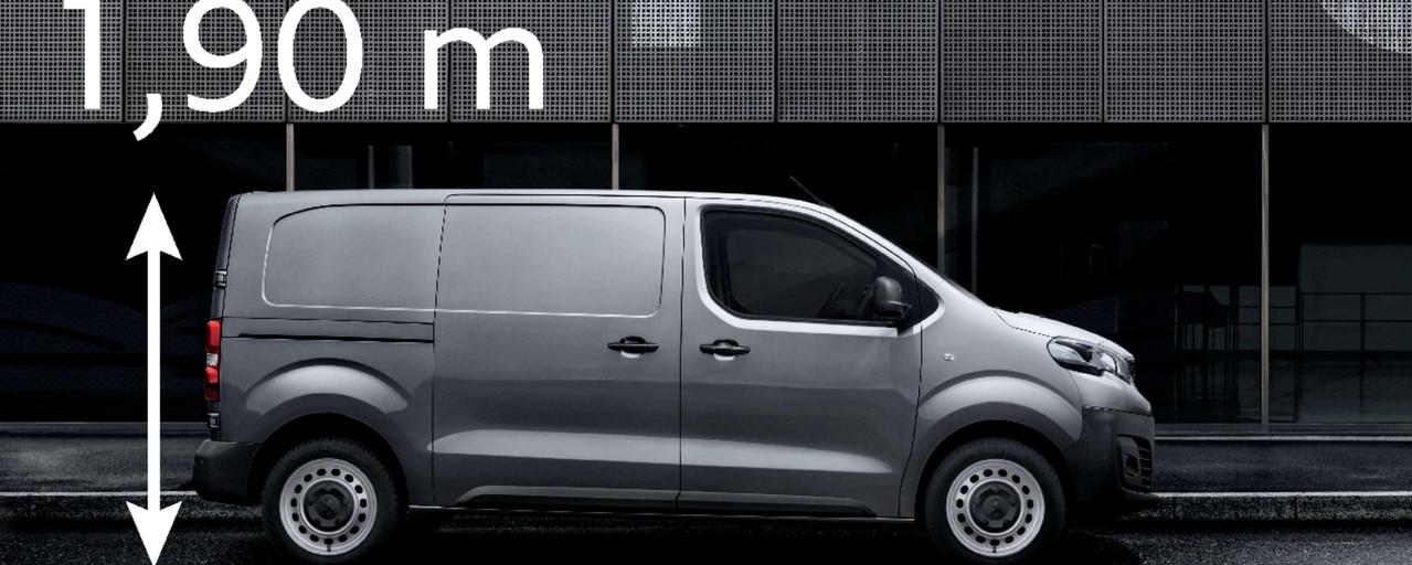 Peugeot Expert- Profil
