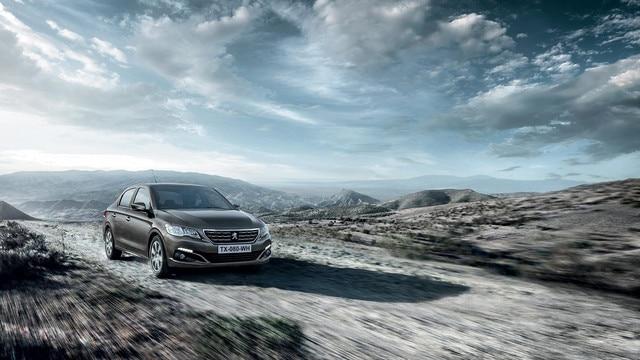 Nouvelle Peugeot 301 : Confort dans toutes les situations