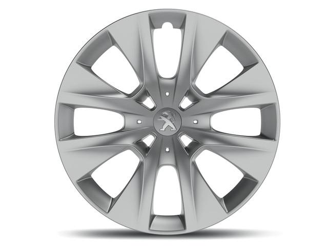 Nouvelle Peugeot 301 : Jante tôle 15'' avec enjoliveur BORE