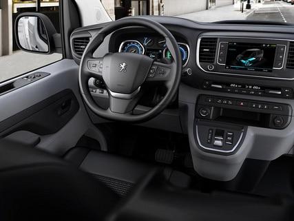 NOUVEAU Peugeot e-Expert – Nouveau poste de conduite