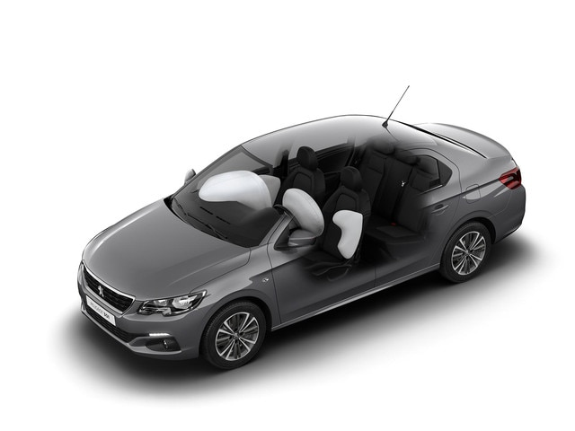 Nouvelle Peugeot 301 : Airbags