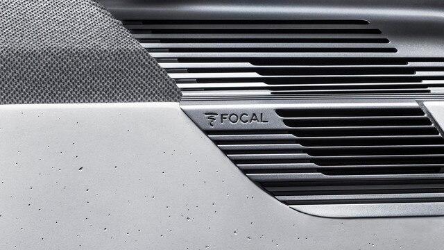 Peugeot Instinct Concept - Le meilleur de l'I.o.T. - Système haute-fidélité Focal