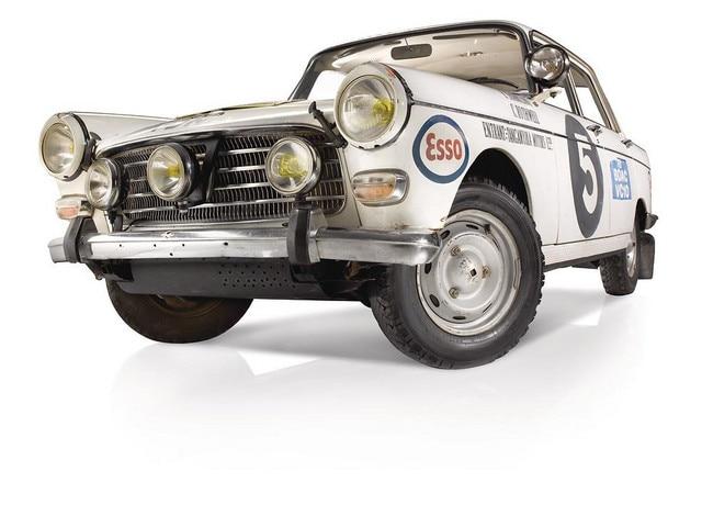 Peugeot Sport – Victoire de la 404 au Rallye East African Safari entre 1961 et 1968