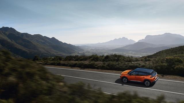 Nouveau SUV PEUGEOT 2008 : le SUV compact, puissant, dynamique et efficient