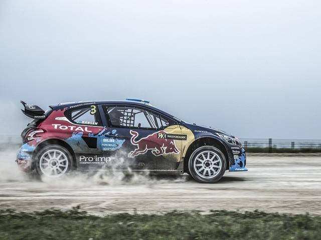 Peugeot Sport - 2015 - Peugeot 208 WRX Championne du Monde de Rally-Cross