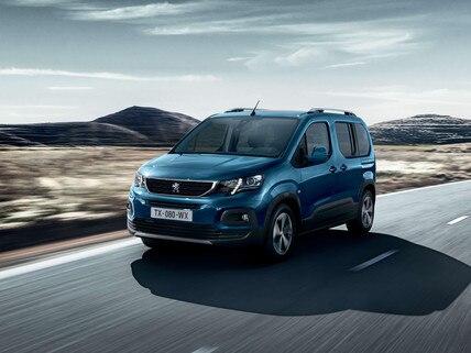 NOUVEAU PEUGEOT RIFTER – voiture dynamique avec bonne tenue de route et haut confort