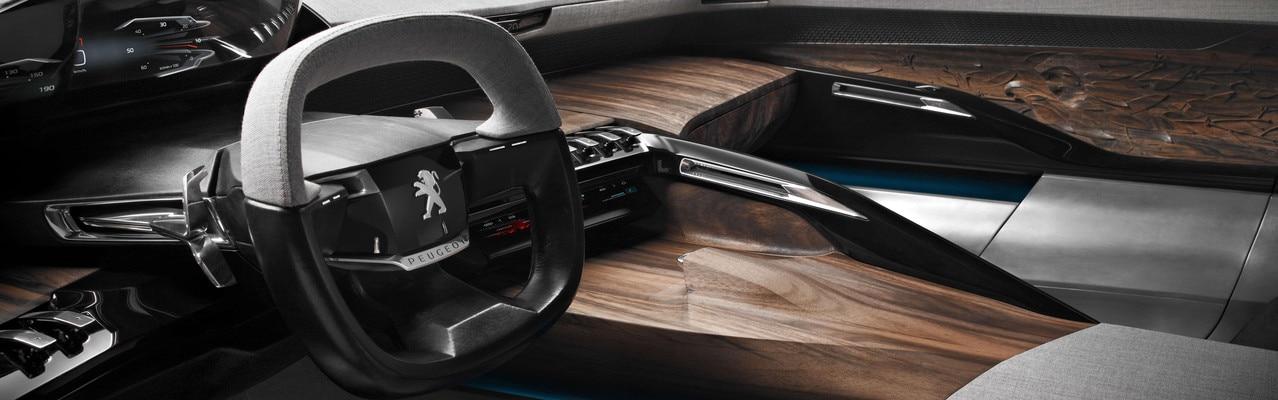 Technologie Exalt - L'intérieur du véhicule bénéficie du système de traitement de l'air Pure Blue