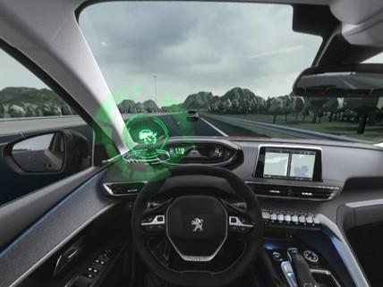 Peugeot SUV 3008 - VR : découvrez l'Advanced Grip Control en réalité virtuelle